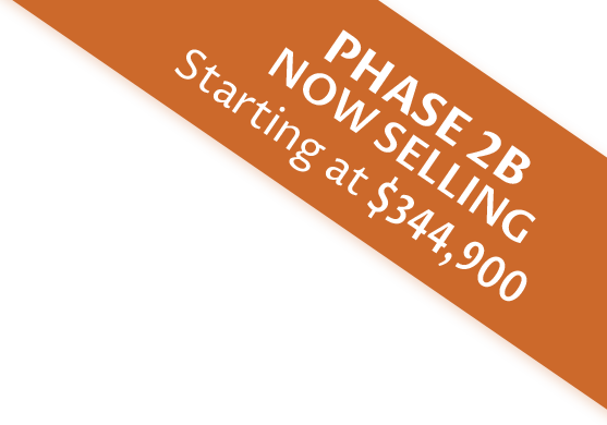 Now Selling Phase 2B